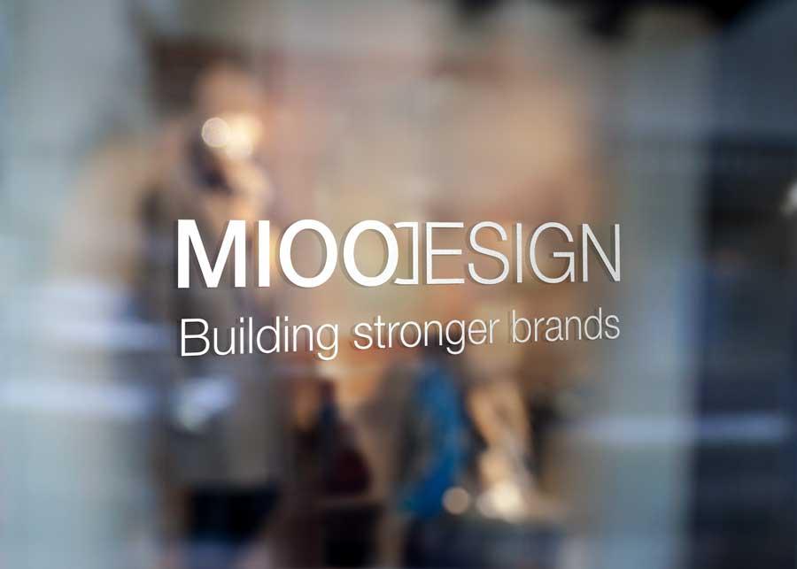 Marketing bureau Brugge - Logo Mioo Design - West-Vlaanderen