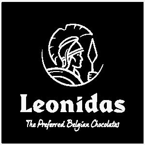 Marketing bureau Brugge - Mioo Design - Klant Logo Leonidas - West-Vlaanderen