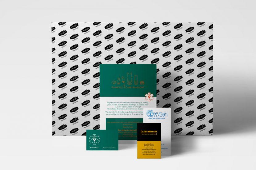Marketing bureau Brugge - Mioo Design - Offline communicatie - West-Vlaanderen